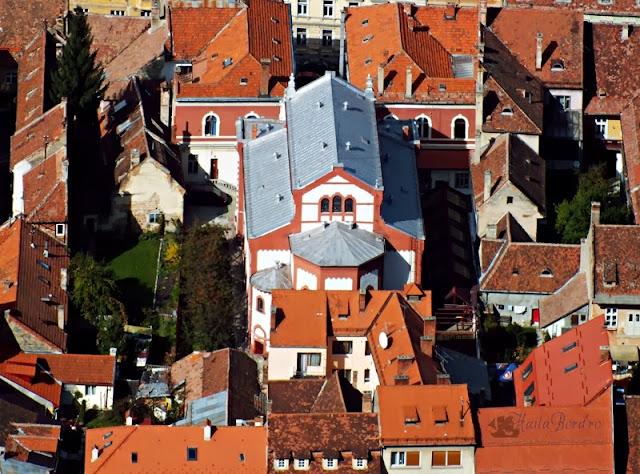 sinagoga brasov vedere tampa