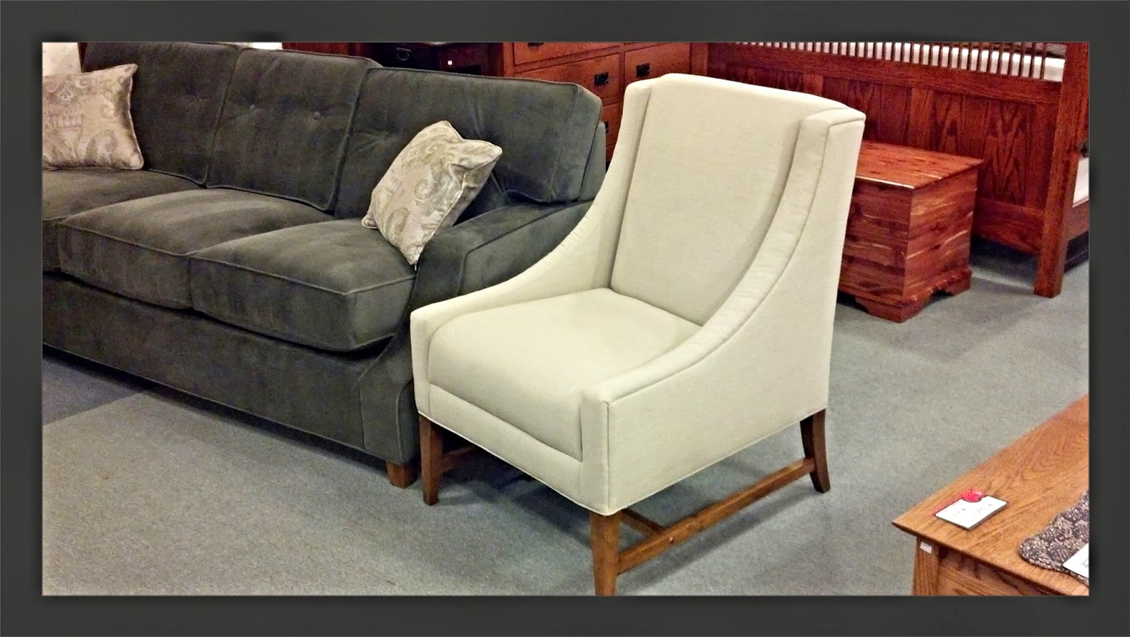 Norwalk Brand Ivy Chair U0026 Parker Sofa At Our Country Hearts