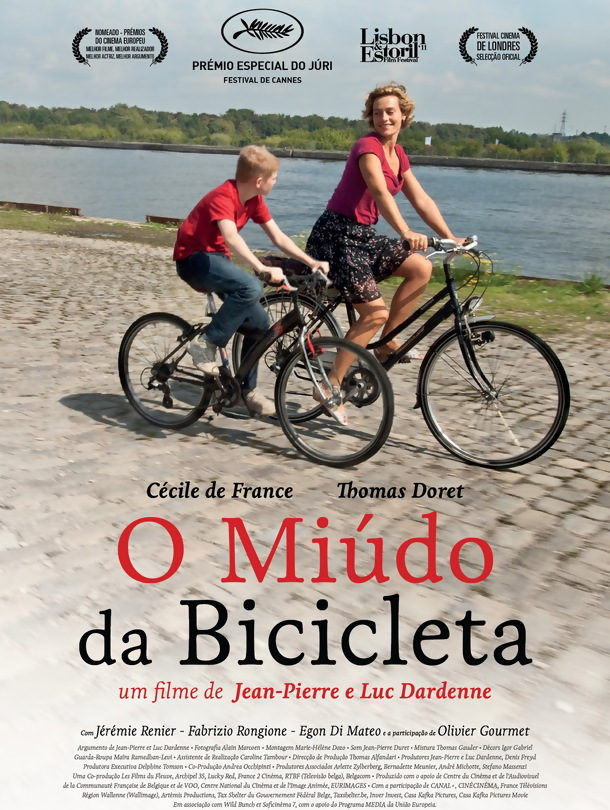 The Kid with a Bike - O Miúdo da Bicicleta