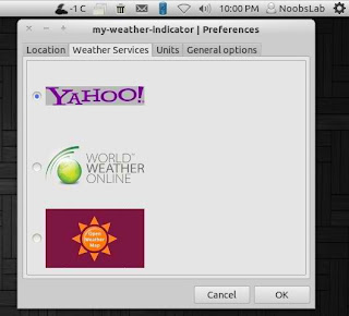 weather indicator