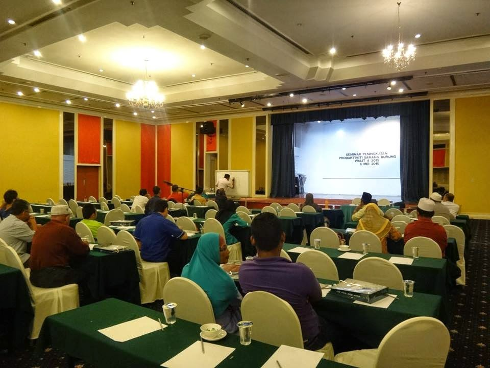 May 6th 2015 Seminar At Port Dickson, N9.