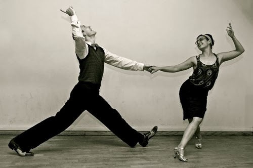 M 250 Sica Y Movimiento Estilo De Baile Lindy Hop