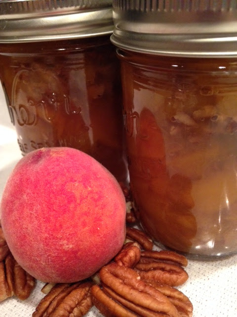 peach maple pecan