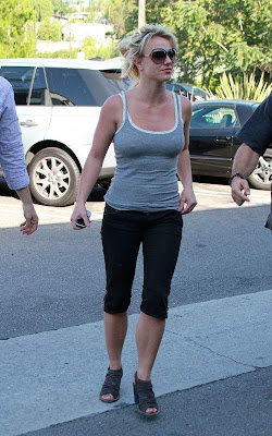 Britney Spears Workouts And Dieting Secrets Muscle World