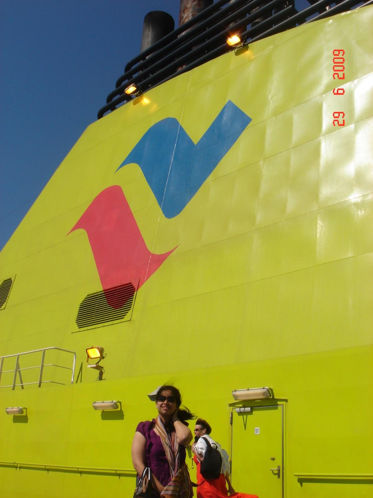 M/S Tallink Superstar Logo