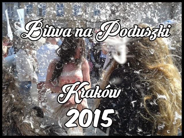 Bitwa na poduszki, Kraków 2015
