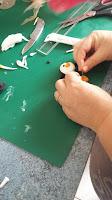 confection des pingouins