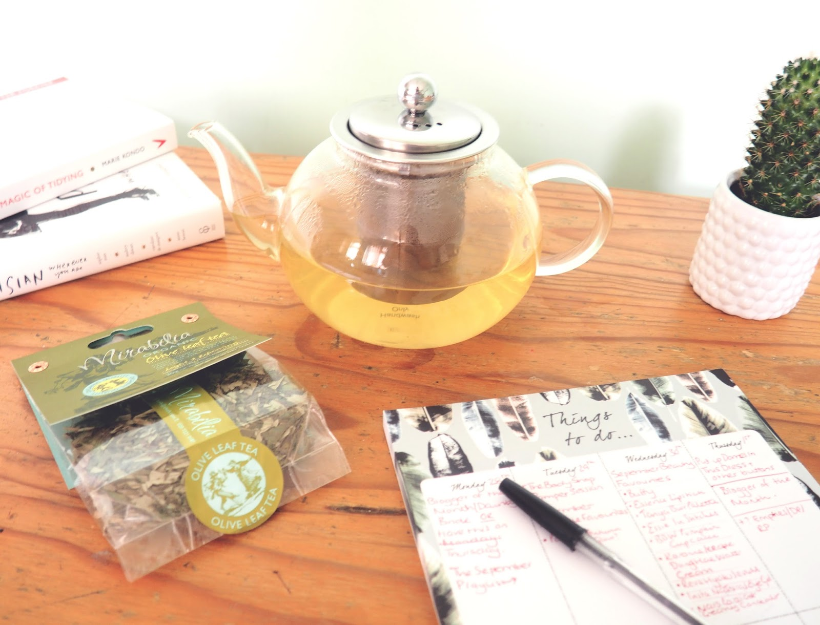 Mirabilia Olive Leaf Tea Review