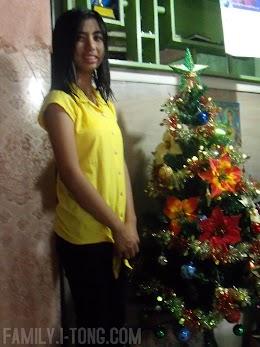 Romelyn Itong, Christmas 2012