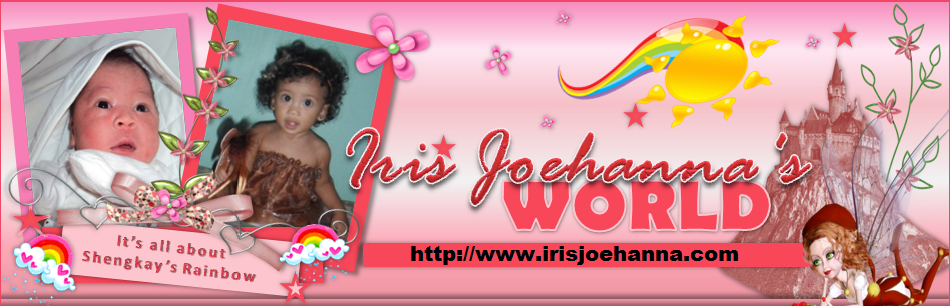 Iris Joehanna's World