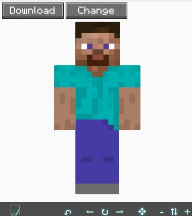 how to get a free minecraft skin pc