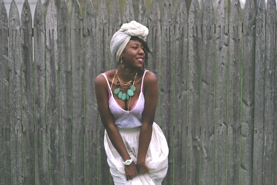 spring 2013 turban headwrap trend outfit