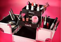 Desafio da Beleza GNT: Concorra Maleta de Maquiagem make B Boticário