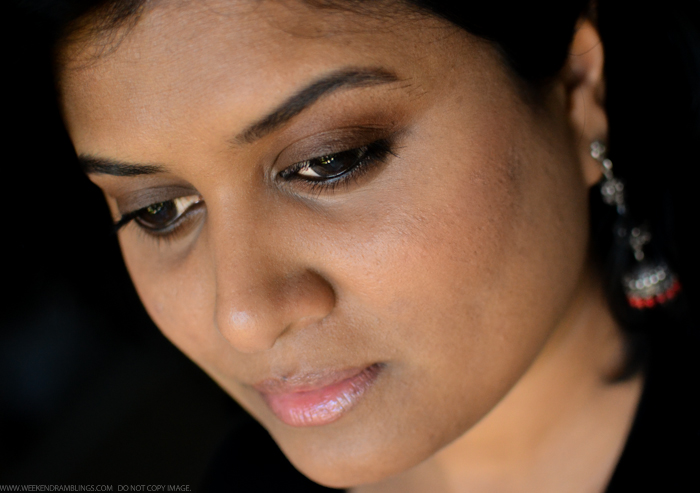 NARS Bengali Matte Brown Single Eyeshadow Swatch Makeup Look Review