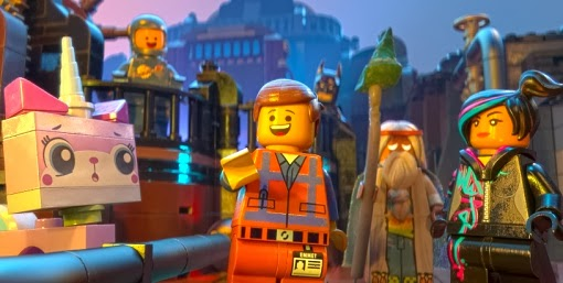 MegaWestgarth The Lego Movie review