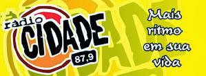 Rádio Cidade 87,9  ♫♪ ► ouça! ↓