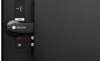 chromecast, autentica television a la carta por internet