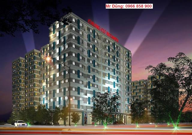 Đăng ký mua nhà ở xã hội Becamex tại Bình Dương, phối cảnh khi hoàn thành GĐ2 tại KDC Việt Sing.
