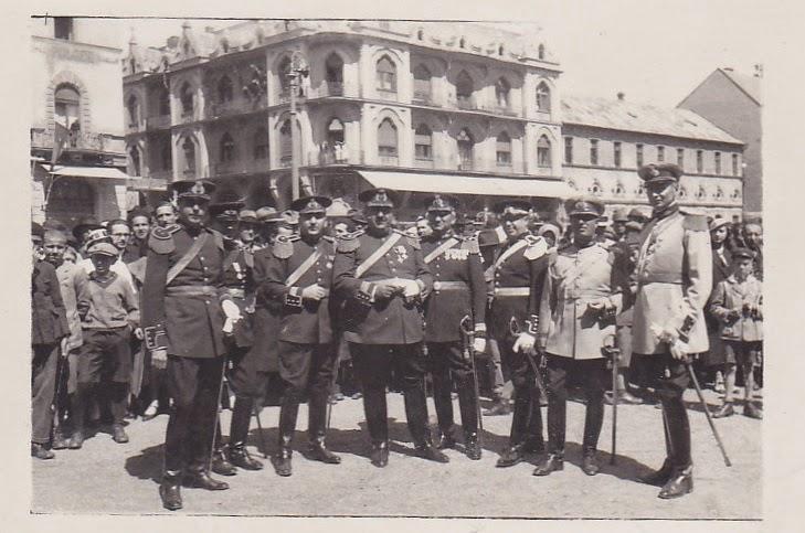 Parada de 10 mai 1935 din Oradea