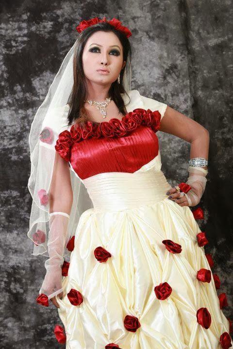 Bangladeshi hot model girl