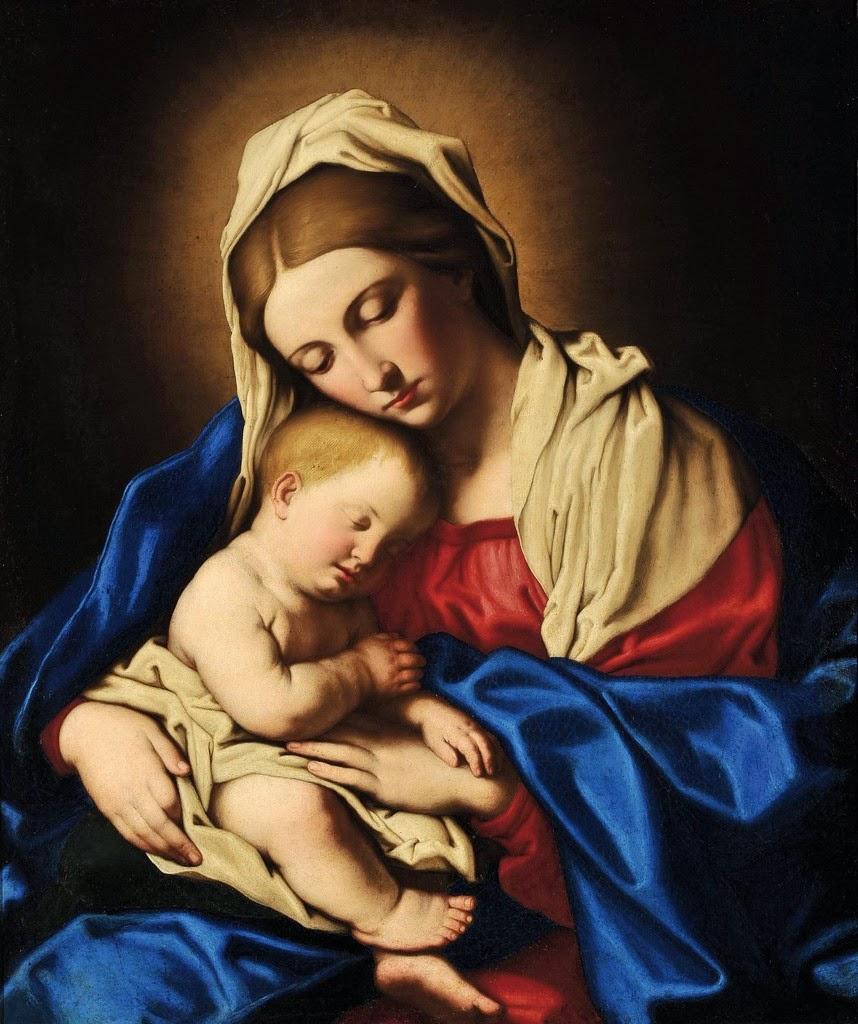 Выбор этих двух святых был обычным в живописи центральной италии в конце xv века, и картина напоминает различные умбрийские образцы.