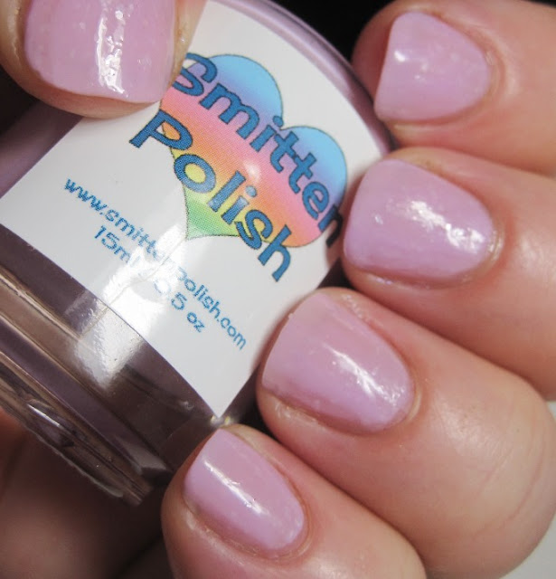 Smitten Polish Snowberry Gumdrop