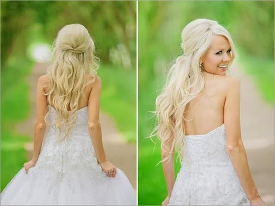 De 12 mooiste kapsels van The Beauty Department  - Bruiloft Kapsels Krullen