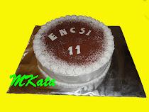 Citromos-túrós-tejszínes torta