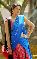 Kruthi-half-saree-Bunny-n-cherry-movie