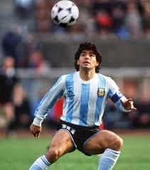 Diego Armando Maradona, Argentina, Napoli