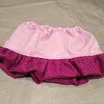 Tutorial:  Baby Bubble Skirt