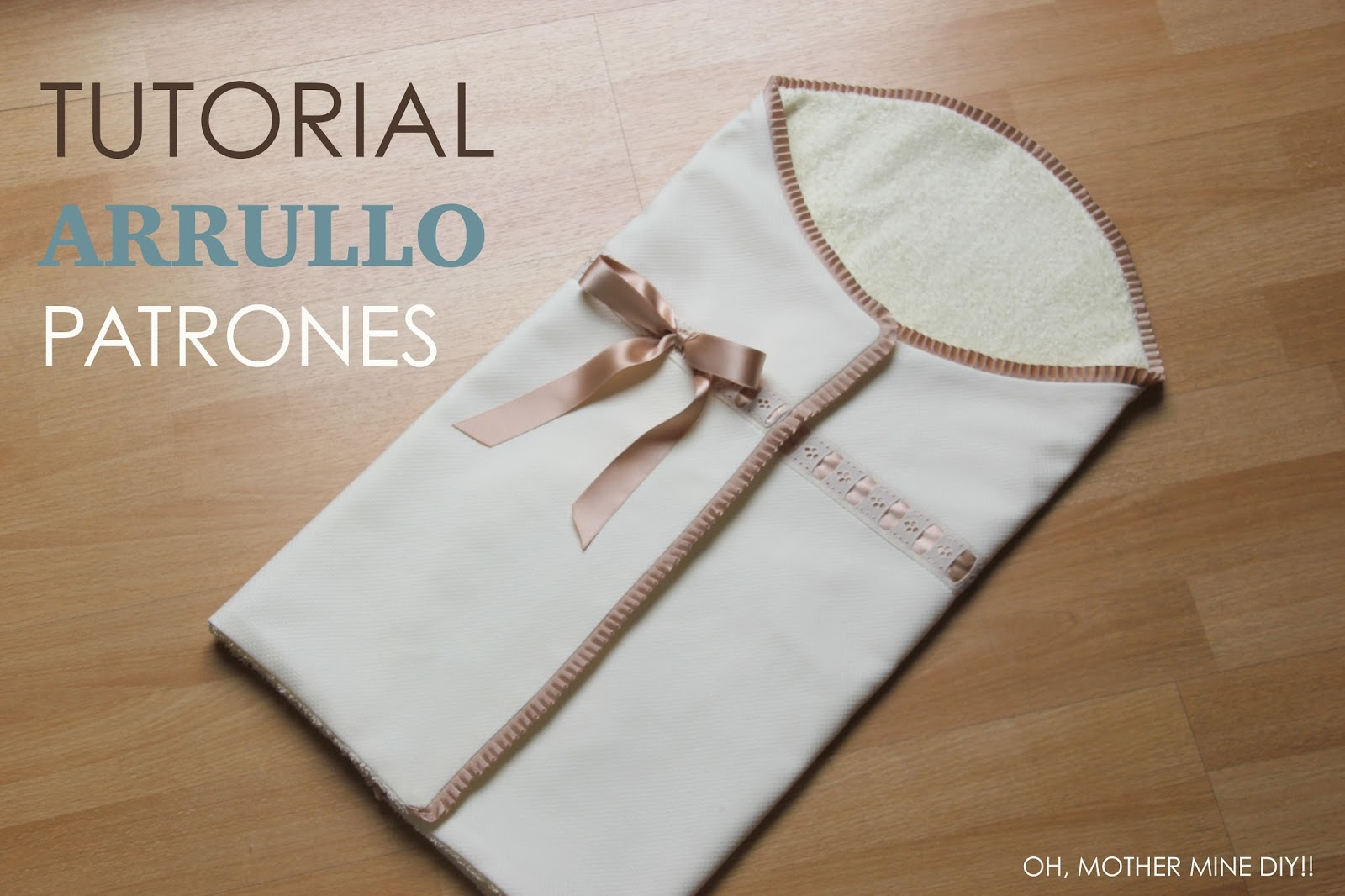 Tutorial DIY y patrones: Arrullo de bebé - Handbox Craft Lovers ...