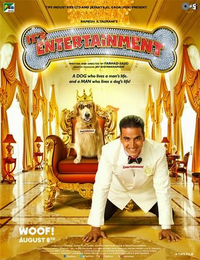 Ver It's Entertainment (2014) Online