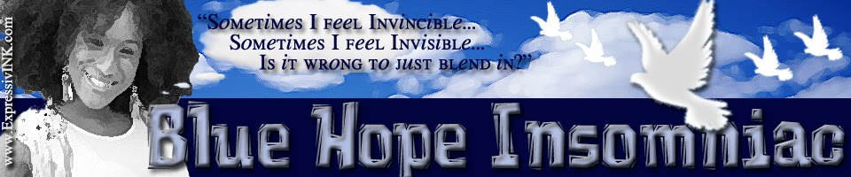 Blue Hope Insomniac