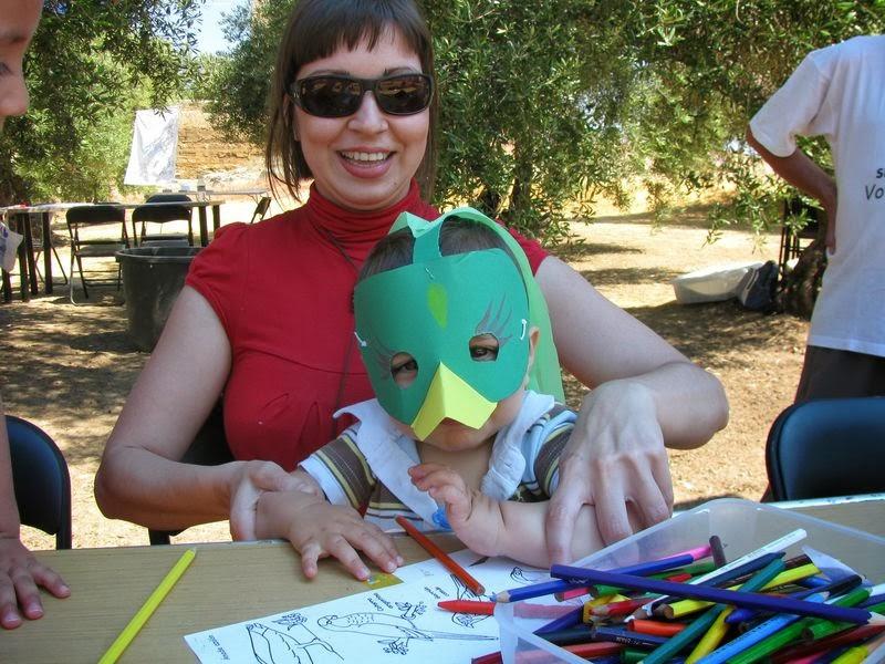 Educación Ambiental. Día Mundial del Medio Ambiente 2008. Mairena del Alcor, 8 de junio
