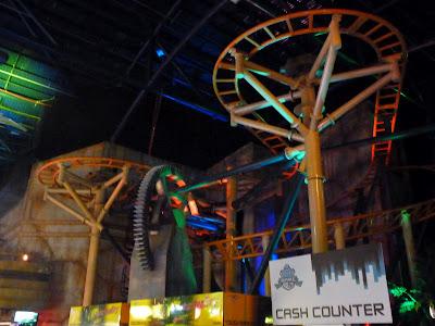 Parque de atracciones dentro de un centro comercial, más grande del mundo