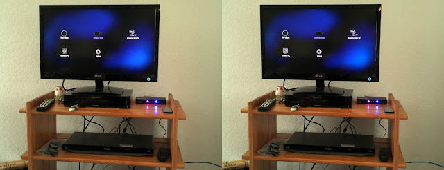 "LG D2542P ""Cinema 3D"" monitor"