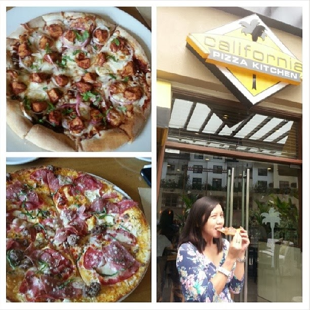 GASTRONOMY By Joy: California Pizza Kitchen's EAT. SNAP