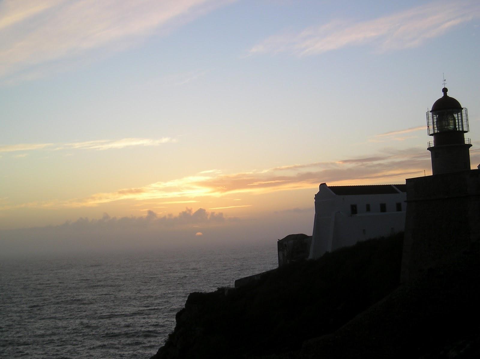 Viajar con autocaravana algarve y cabo san vicente - Cabo san vicente portugal ...