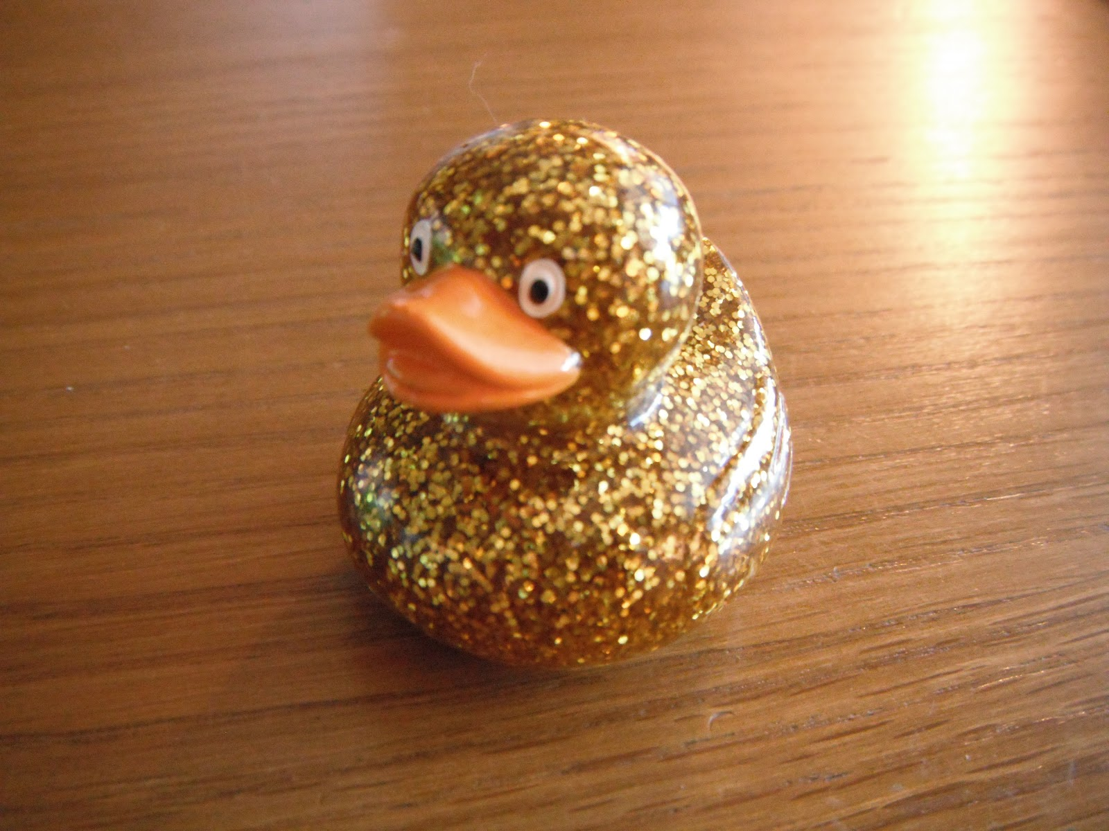 The Disco Duck Only In It For The Money
