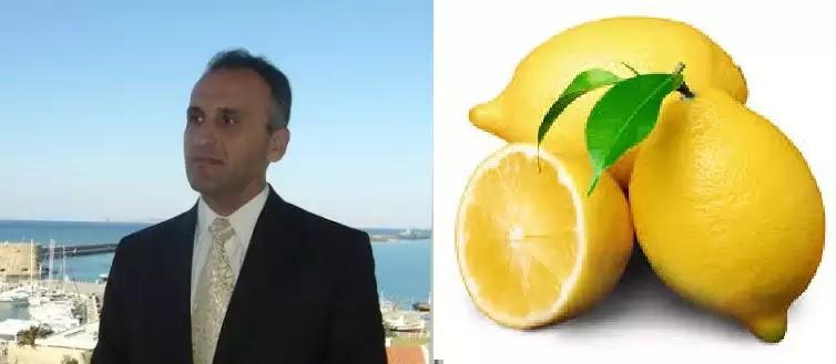 Dr Κωνσταντίνος Μουρούτης: Το θαύμα του λεμονιού