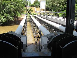 Visita técnica a área do projeto de irrigação Passarão - Foto: Roque Marinato (SENIR)