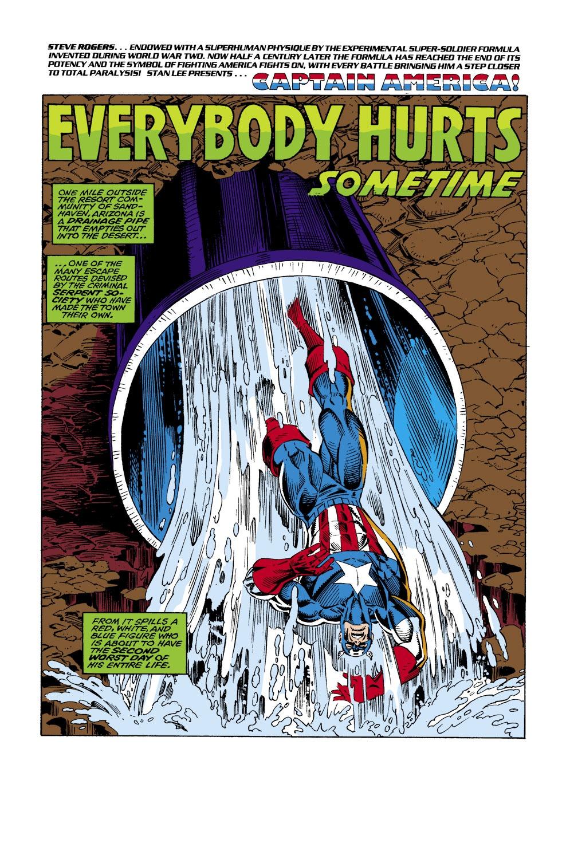 Captain America (1968) Issue #436 #386 - English 2