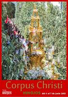 Hinojos  - Corpus Christi 2015