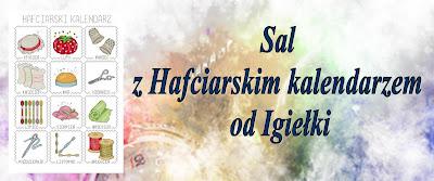 Sal z Hafciarskim kalendarzem u Kasi:)