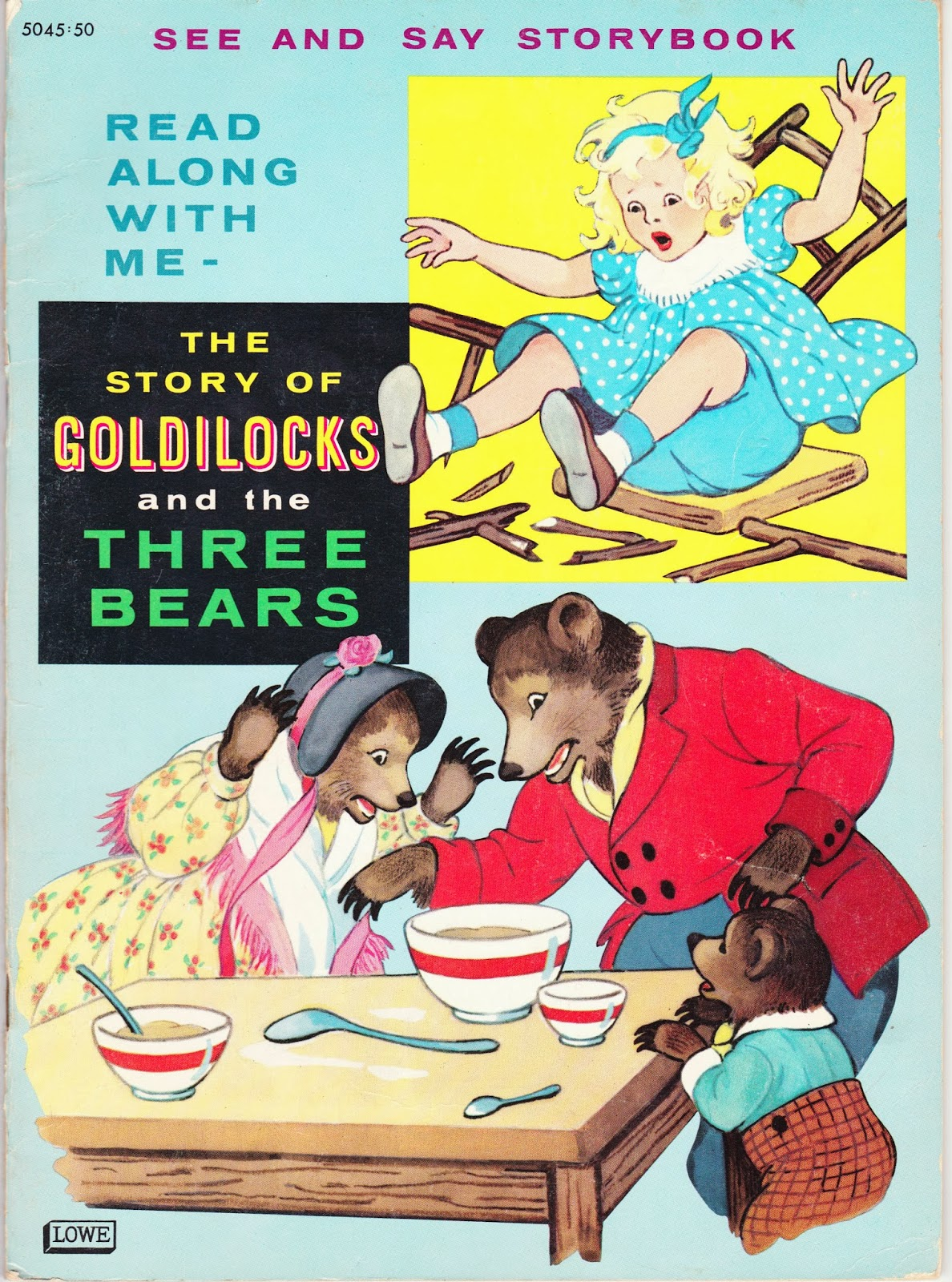 a summary of goldilocks and the three bears a story by robert southey
