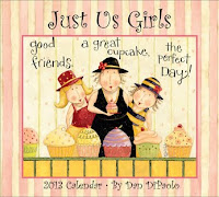 2013 Just Us Girls Calendar