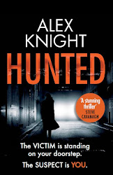 The new novel: HUNTED