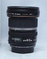 Jual Lensa Canon 10-22 Wide Second