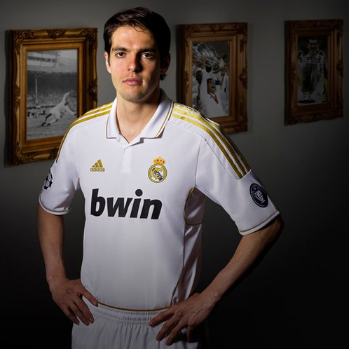 Real Madrid Shirt 2012